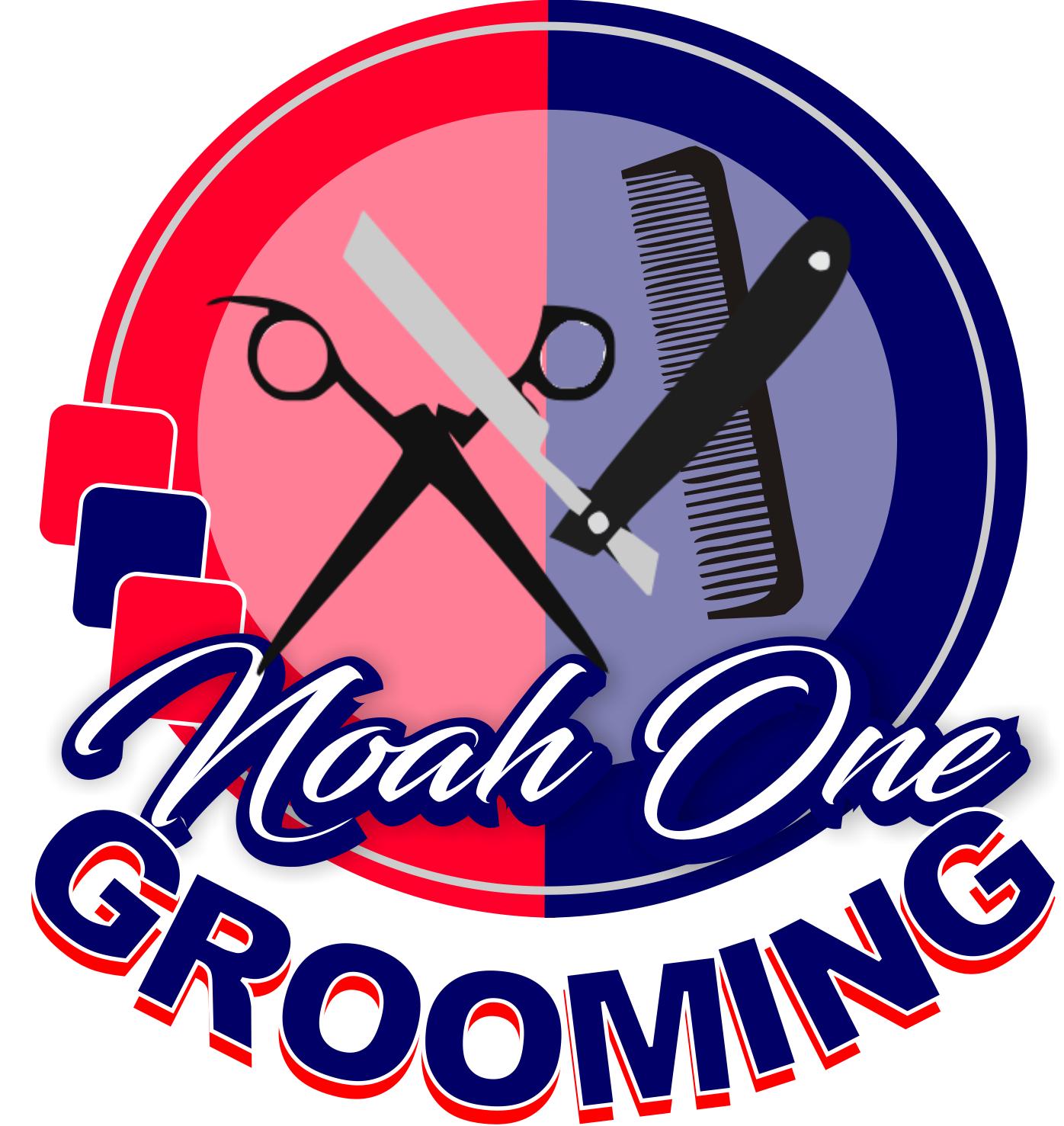 Noah One Grooming logo